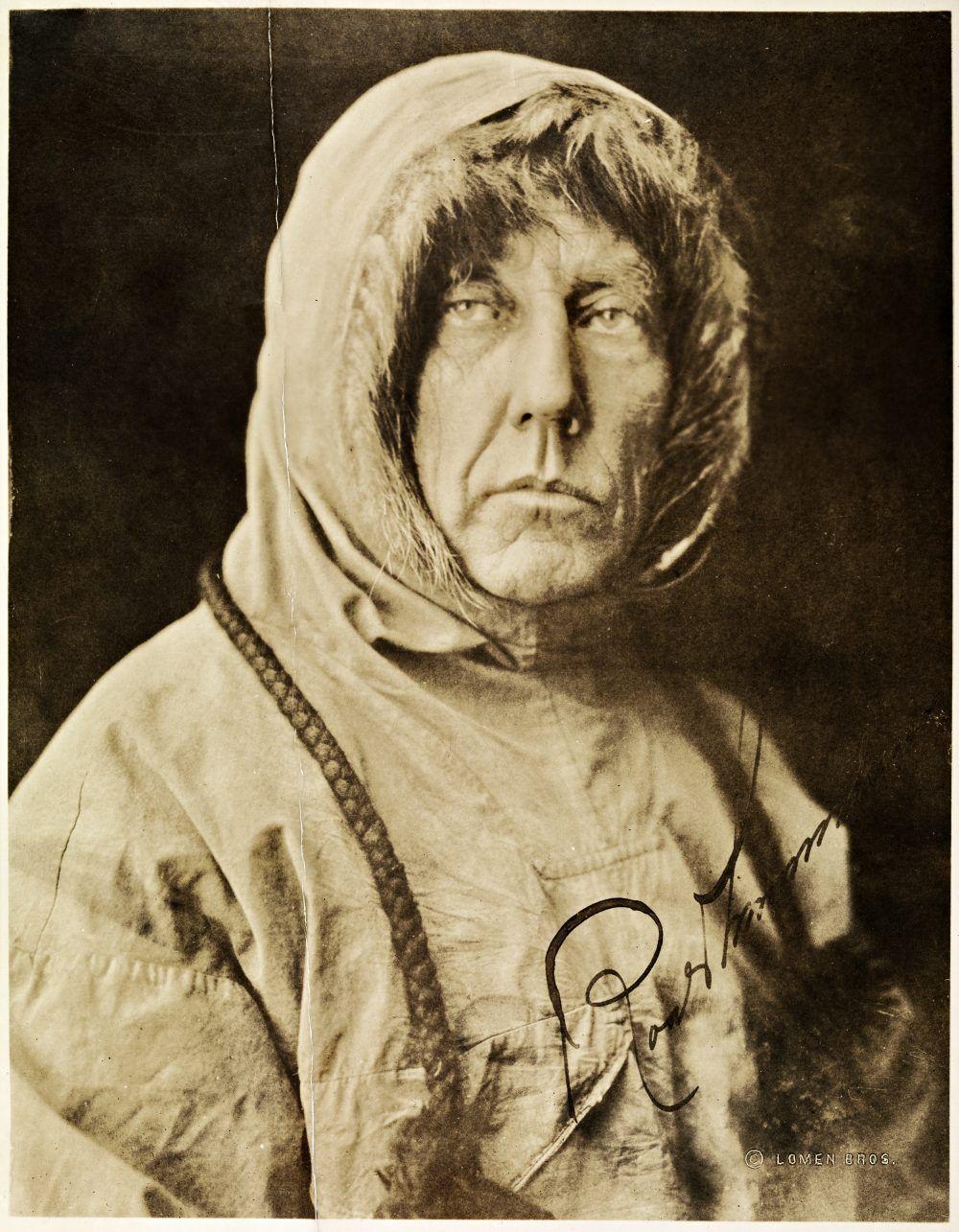 Amundsen North Pole Camp Spitsbergen