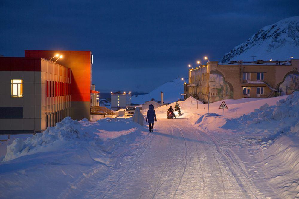 Barentsburg Dark Season