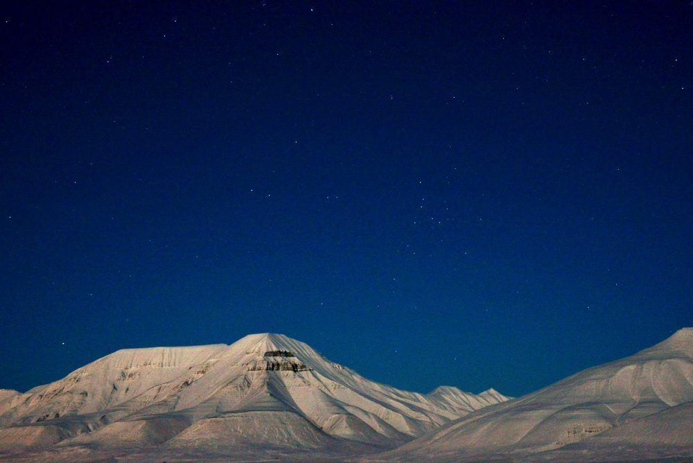Polar Night Spitsbergen