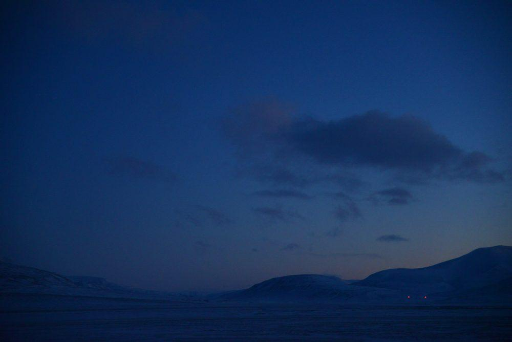 Polar Night Spitsbergen