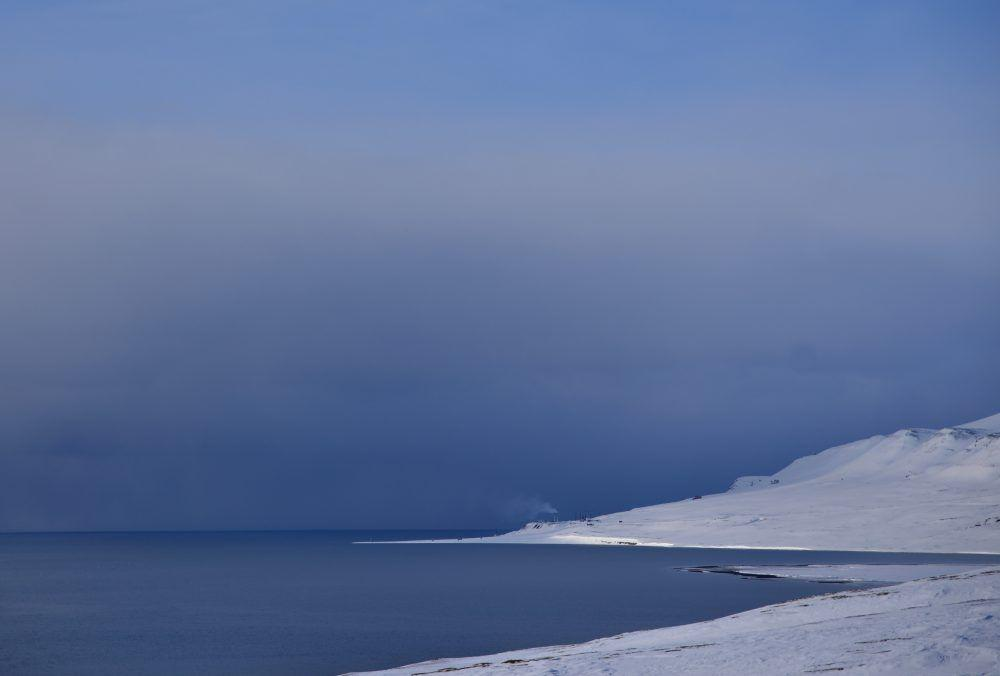 Winter Season at Spitsbergen
