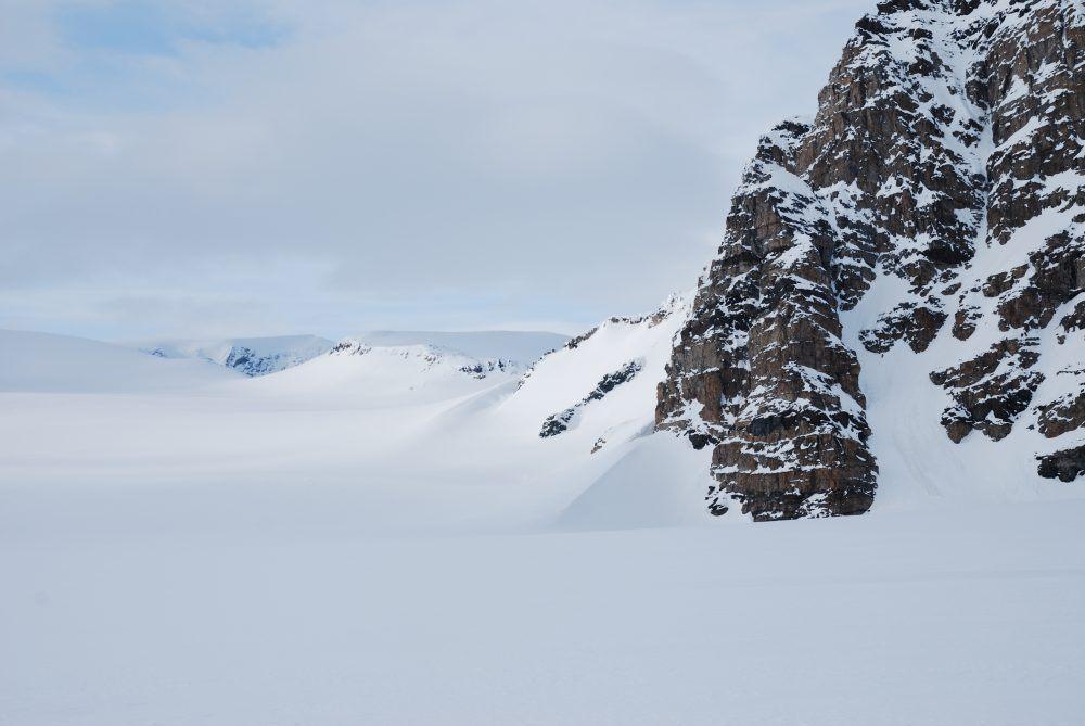 Winter Season at Spitsbergen