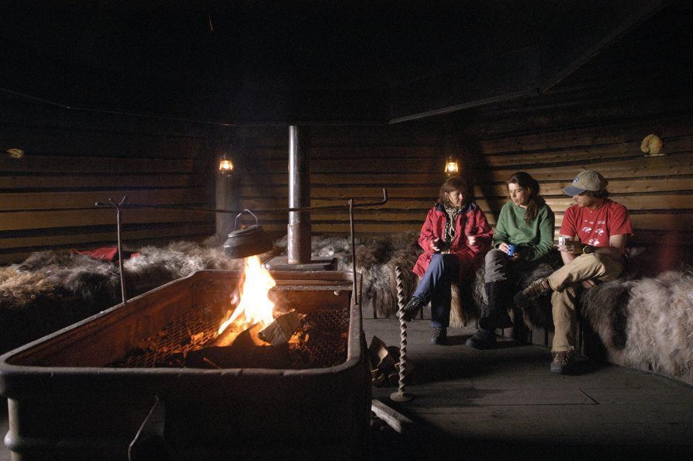 Trapper Station - Svalbard - Basecamp Explorer
