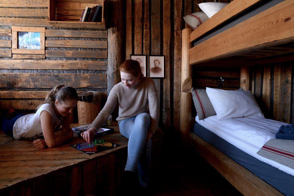 Basecamp Hotel Triple Rooms