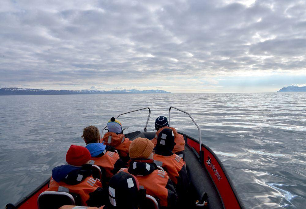Boat Safari Svalbard