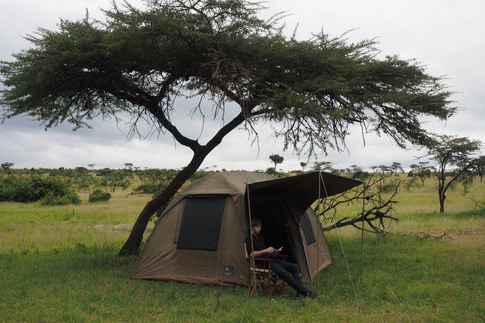 Dorobo Mobole Camp Mara Naboisho Kenya