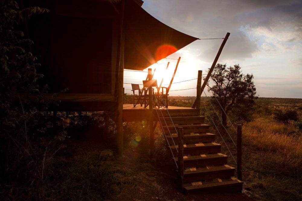 Eagle View Accommodation at Masai Mara Kenya