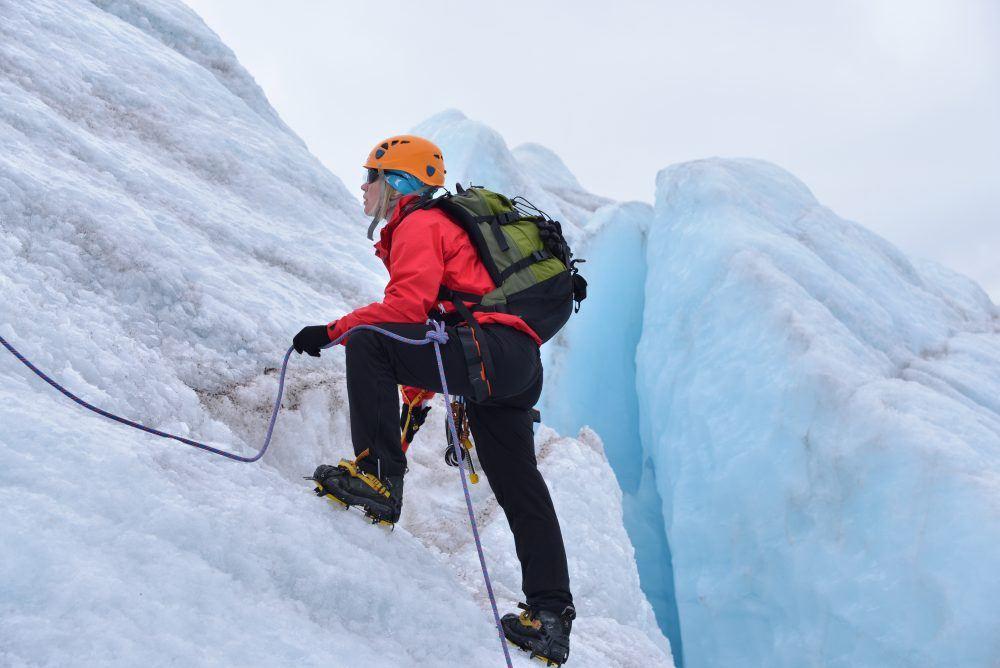 Glacier Hiking Spitsbergen