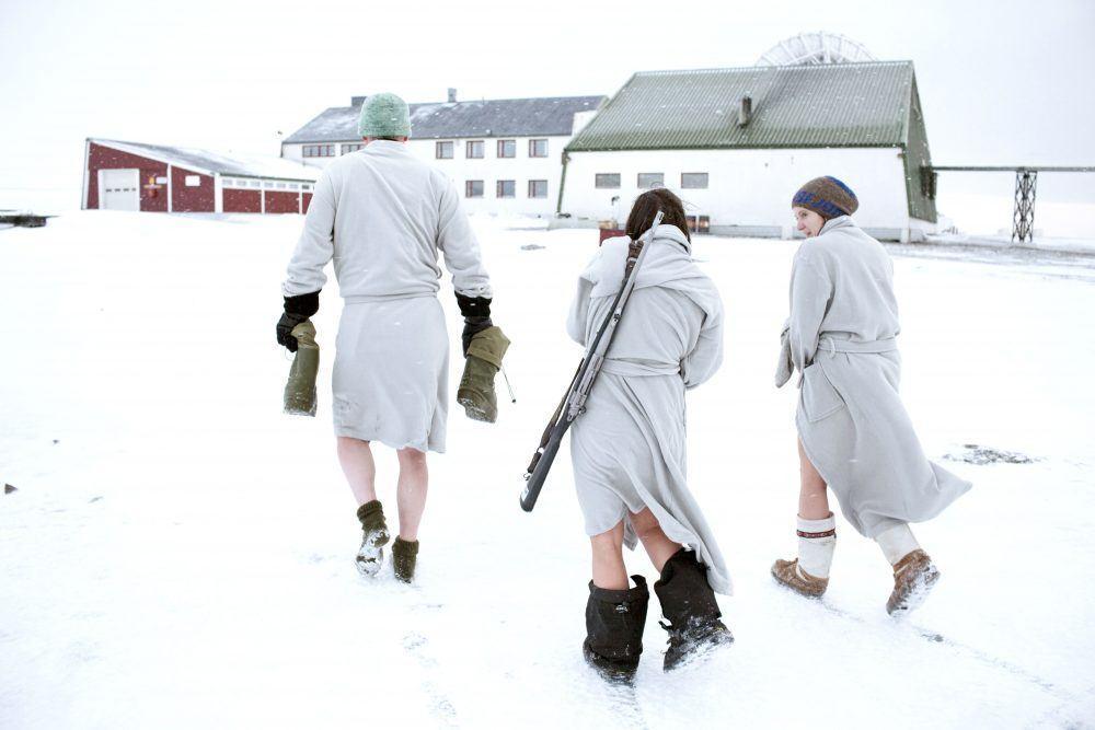 Isfjord Radio Arctic Spa
