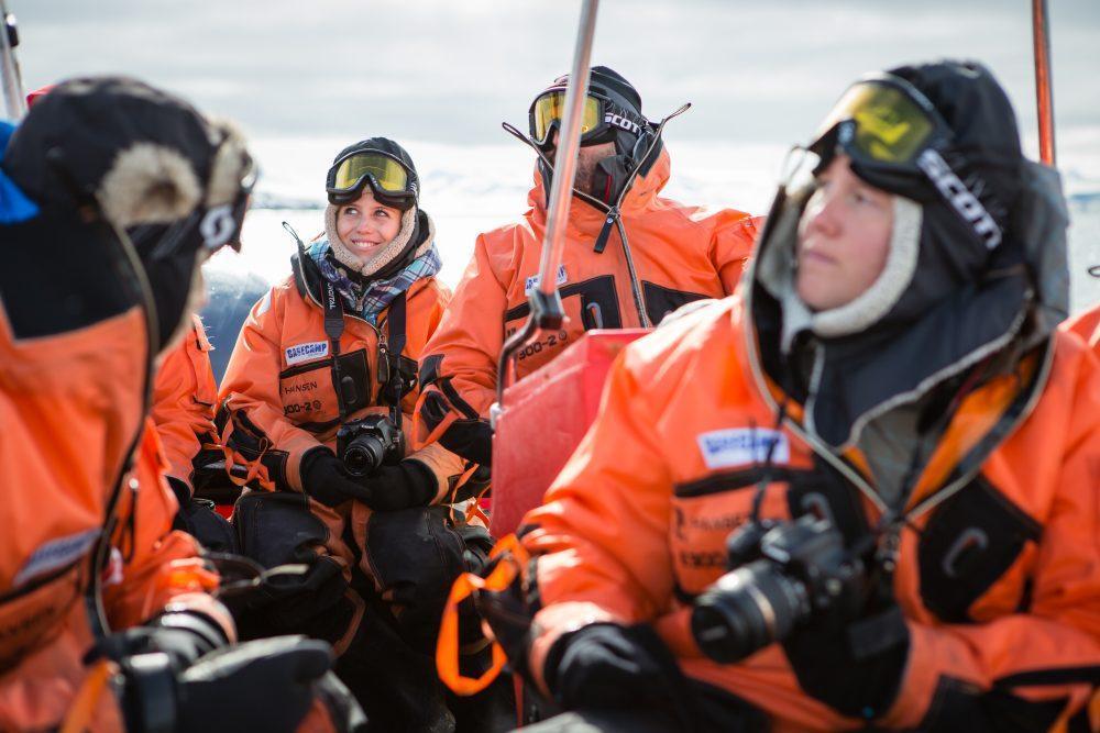 Isfjord Radio Boat Safari