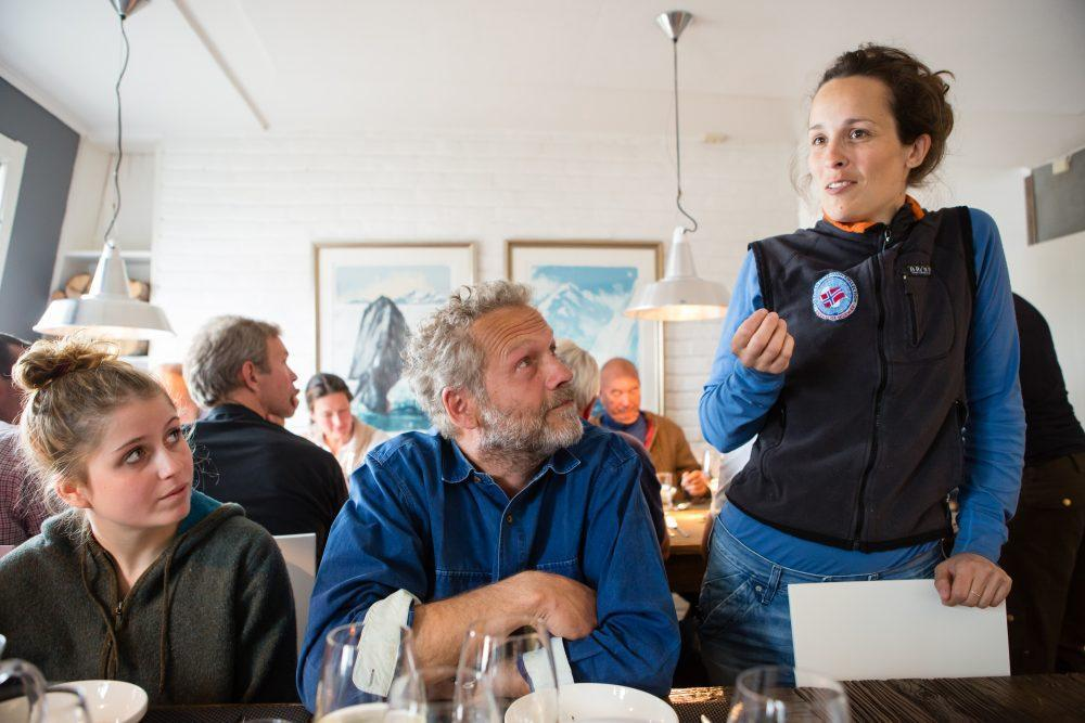 Isfjord Radio Dining