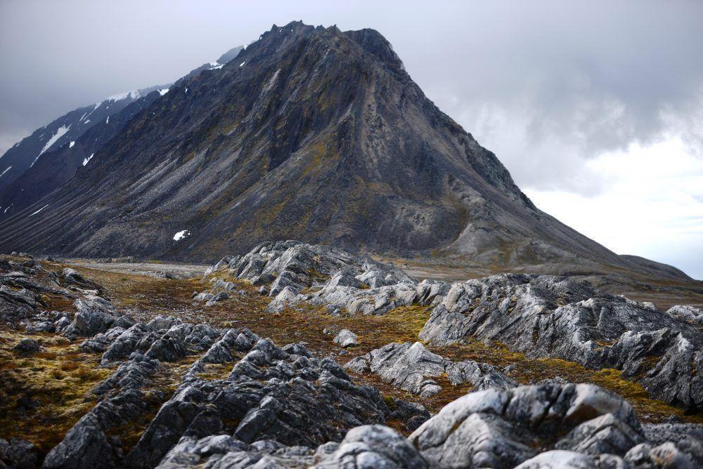 Isfjord Radio Hiking