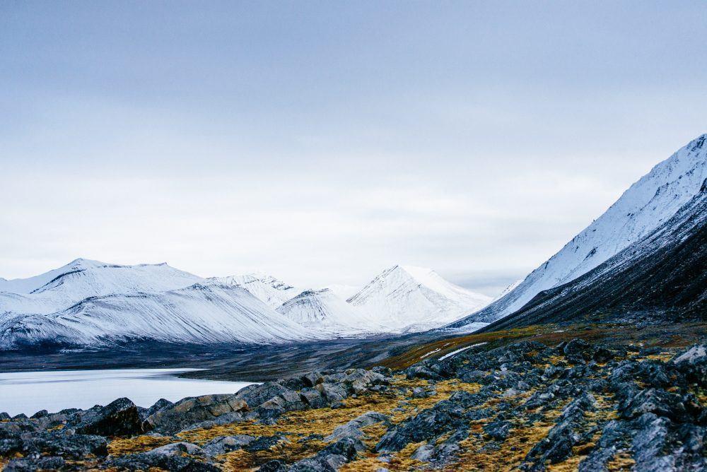 Isfjord Radio høst
