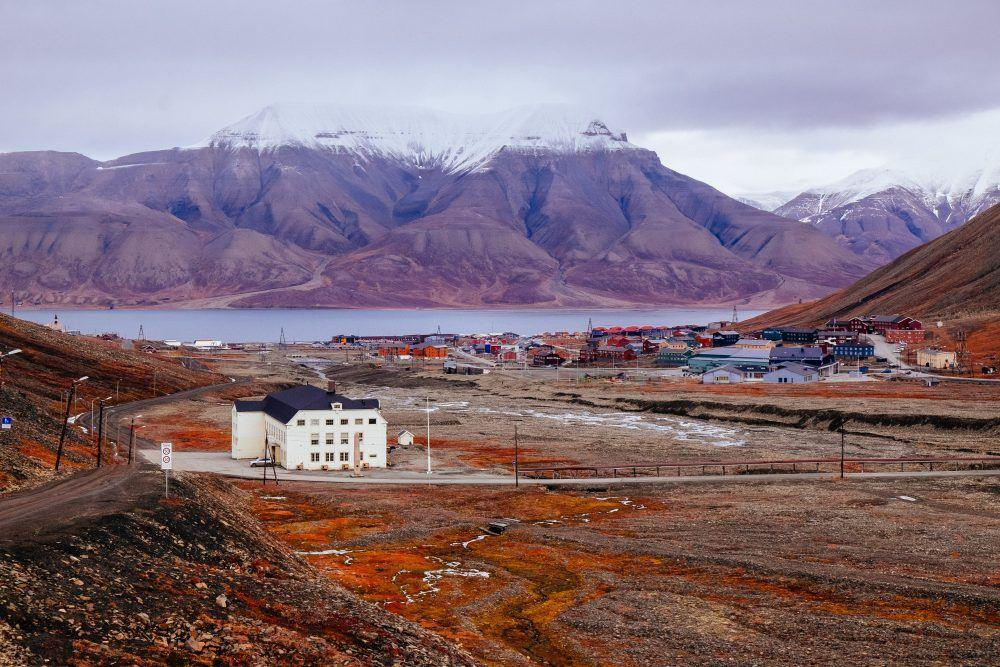 Longyearbyen Høst