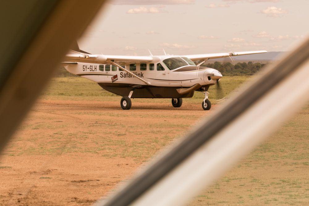Arrival to Masai Mara