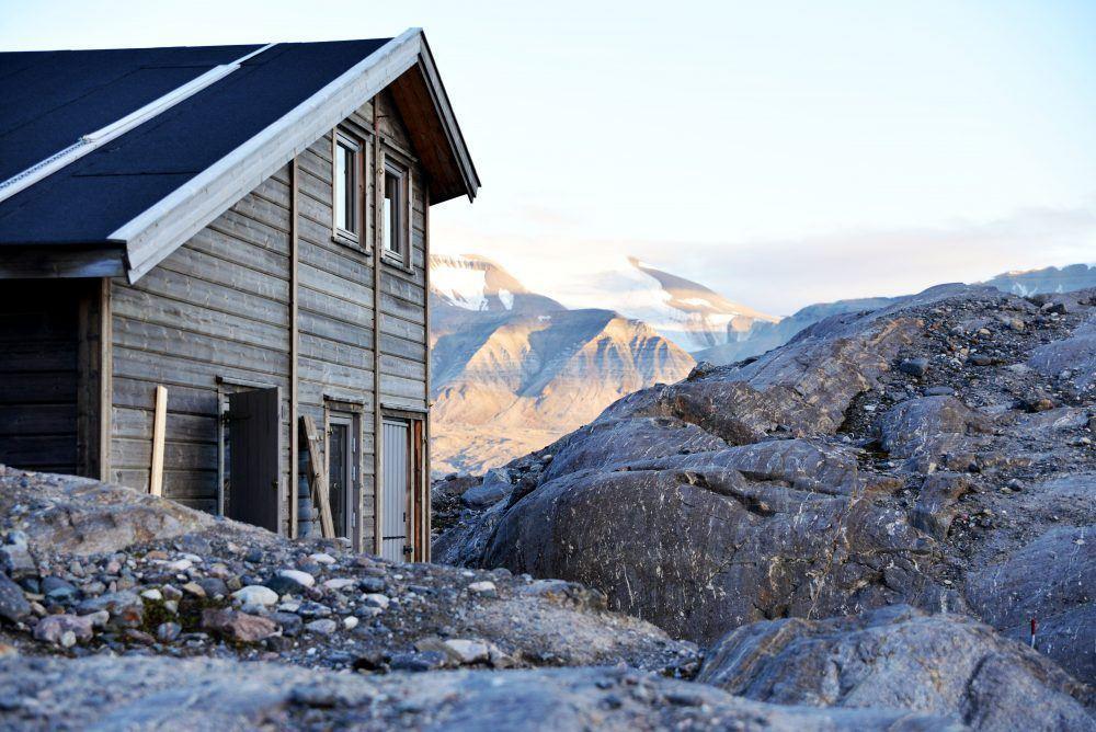 Nordenskiöld Lodge Spitsbergen