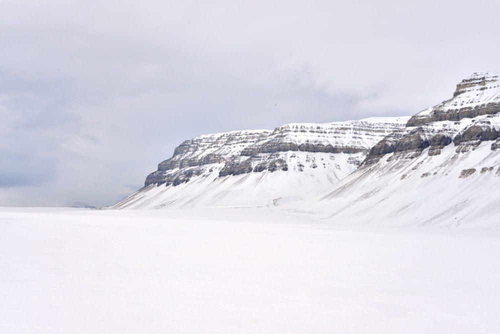 North Pole Camp Spitsbergen