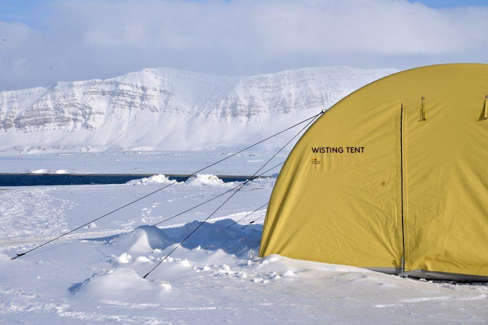 North Pole Camp
