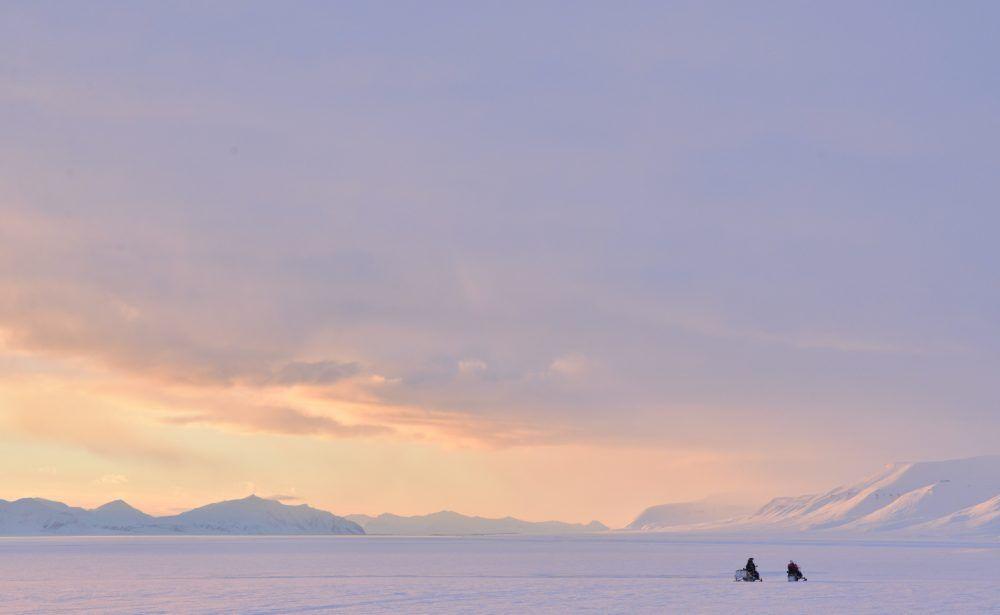 Return of the Sun Spitsbergen