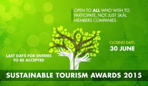 Bærekraftig Turisme Pris 2015