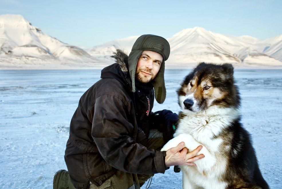 Fangstmann Svalbard