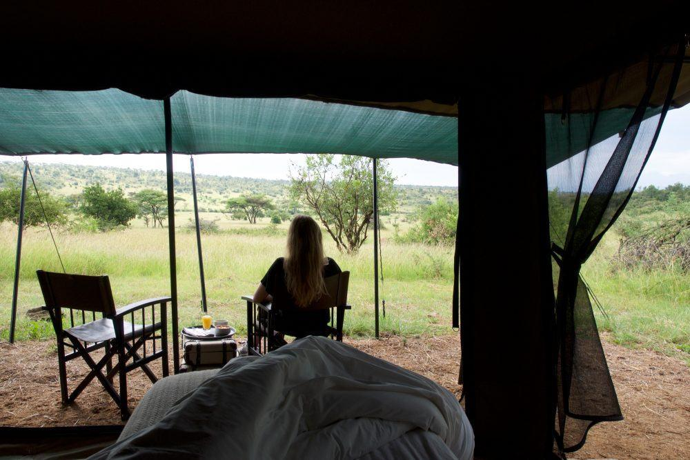 Wilderness Camp Mara Naboisho Kenya