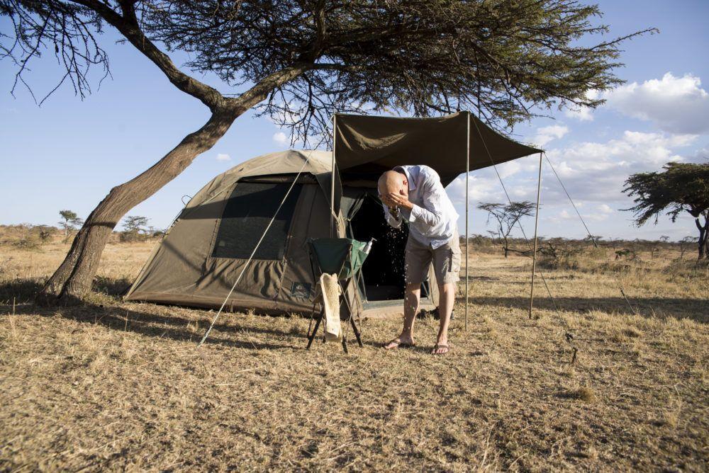 Dorobo Mobile Camp Mara Naboisho Kenya