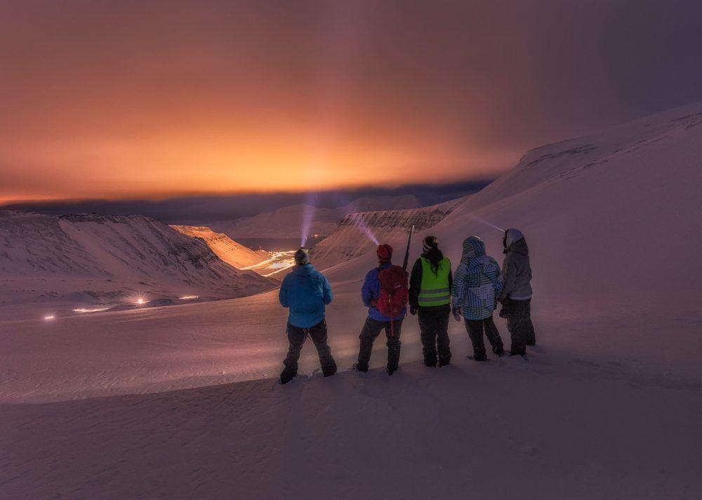 Arctci silence on snowshoes_Basecamp Explorer by Terje Nergård Nilssen