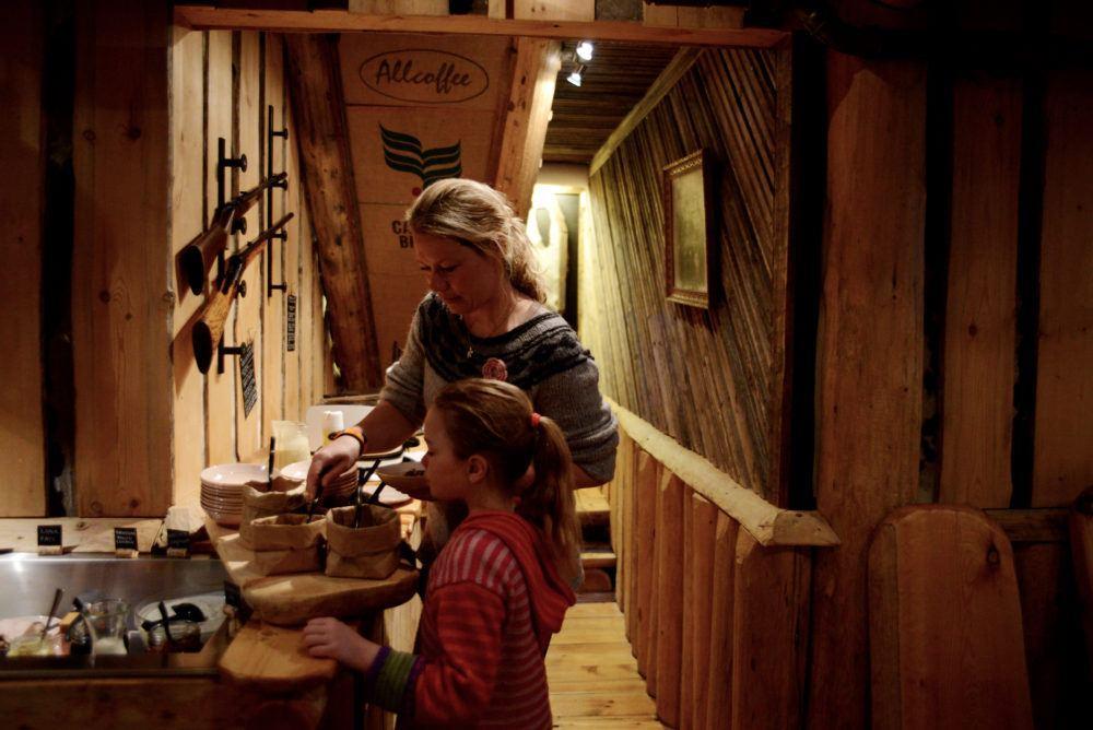 Basecamp Hotel – Foto Kirsti Ikonen – Basecamp Explorer