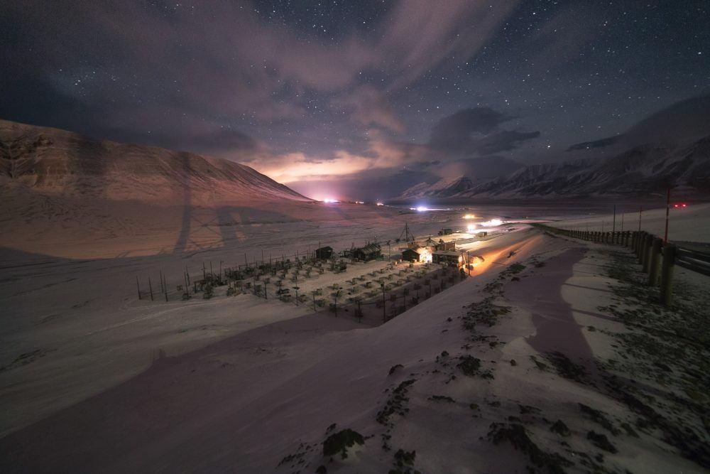 Stargazing Trappers Station_Basecamp Explorer by Terje Nergård Nilssen
