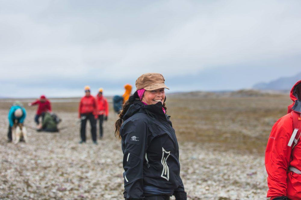 Svalbard walks - Basecamp Explorer
