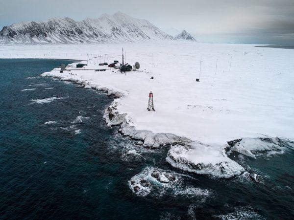 Isfjord Radio Adventure Hotel