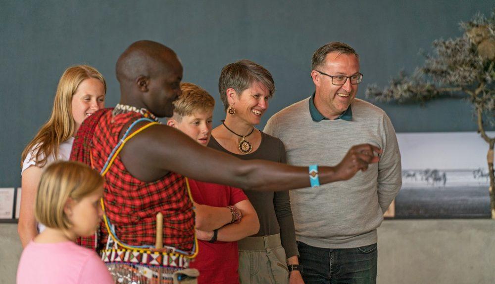 Enjoolata Centre Family safari