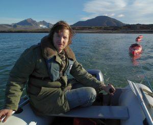 Chris Captain Isfjord Radio